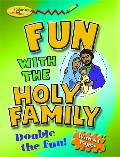 Fun with the Holy Family (Coloring & Activity Books (Pauline Books & Media))