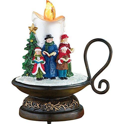 Musical Holiday Choir Candle (Musical Christmas Candle)