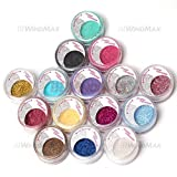 Professional-Mixed-15-Warm-Colorful-Glitter-Shimmer-Pearl-Loose-Eyeshadow-Pigments-Mineral-Eye-Shadow-Dust-Pot-Powders-Makeup-Party-Beauty-Salon-Cosmetic-Kit-C-US-SELLER-by-WindMax