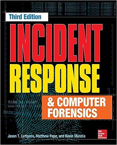Incident response computer forensics third edition 3 jason t incident response computer forensics third edition 3 jason t luttgens matthew pepe kevin mandia ebook amazon fandeluxe Images