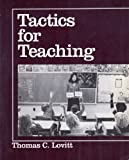 Tactics for Teaching, Lovitt, Thomas C., 0675201330