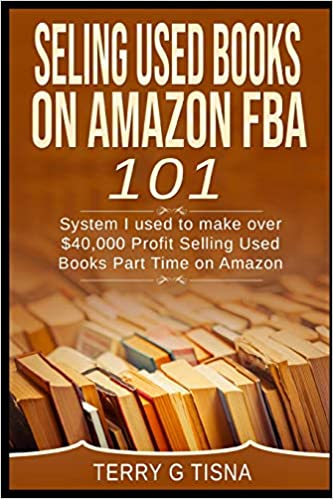 selling used book on amazon