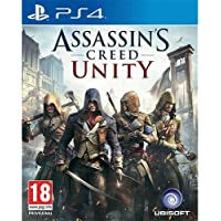 Assassins Creed Unity Ps4 Oyunu