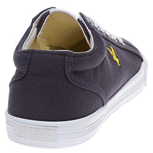 Basse blu Uomo Canvas LNSSHalket Sneaker ESwCPAxacq