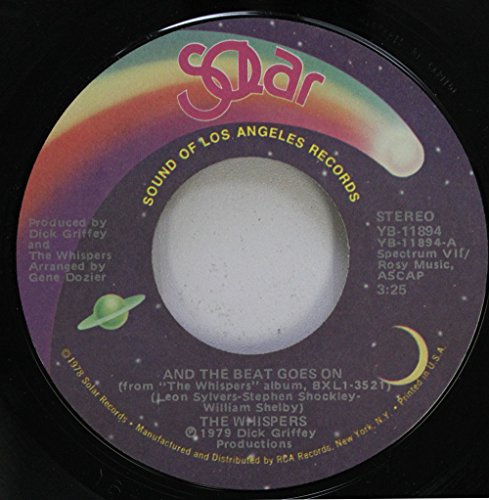 The Whispers - And the Beat Goes On / Can You Do the Boogie - Zortam Music