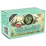 Triple Leaf Tea Jasmine Green Tea, Decaffeinated, 20 Count