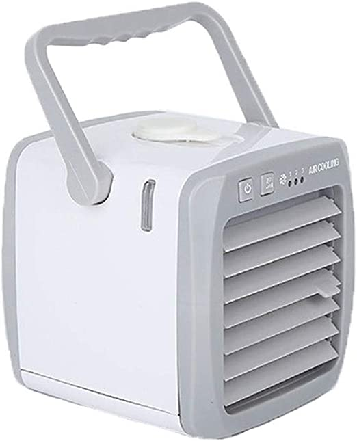 CHENGXI Humidificador del Enfriador de Aire, purificador, Mini ...