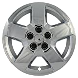 2008, 2009, 2010, 2011, 2012, 2013 CHEVY HHR CHROME FACTORY REPLICA BOLT-ON WHEEL COVERS / HUBCAPS (Set of 4) - 16 by DeluxeAuto