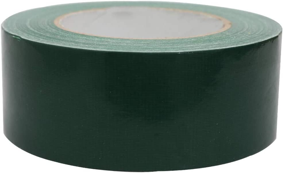 Indoor Outdoor Use 3 Inch X 45 Yards, Black Waterproof Duct Cloth Fabric,Duct Tape for Photographers,Repairs Crafts WELSTIK Professional Grade Duct Tape DIY