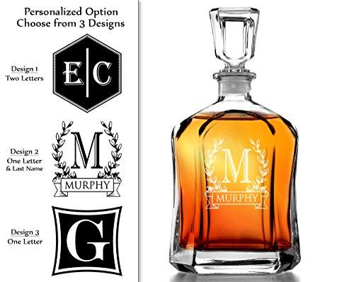 Bourbon Decanter - 7