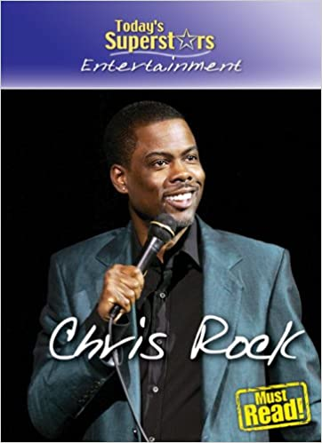 Book Chris Rock (Today's Superstars (Library))