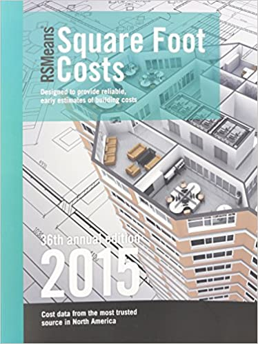 RSMeans Square Foot Costs 2015