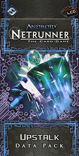 Android Netrunner LCG: Upstalk Data Pack for sale  Delivered anywhere in USA