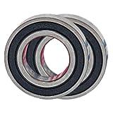 2 Bearing 6006RS 30x55x13 Sealed Ball Bearings VXB Brand