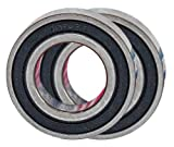 2 Bearing 6006-2RS 30x55x13 Sealed Ball Bearings VXB Brand