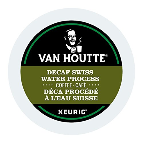 Van Houtte Swiss Water Decaf Fair Trade Organic Light Roast K-Cups, 24-Count