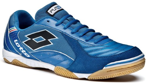 Lotto Sport FUTSAL PRO VI ID - Zapatos de fútbol de goma hombre azul - azul