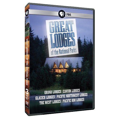 Great Lodges of the National Parks Collection by PBS
