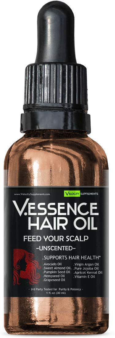 Hair Oil Bundle 6 Pack of Difference Scents by Velocity Supplements (Image #6)