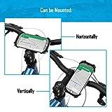 TeamObsidian Bike Phone Mount [ Size L ] Made of