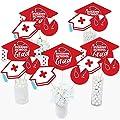 Nurse Graduation Medical Nursing Graduation Party Centerpiece Sticks Table Toppers Set Of 15
