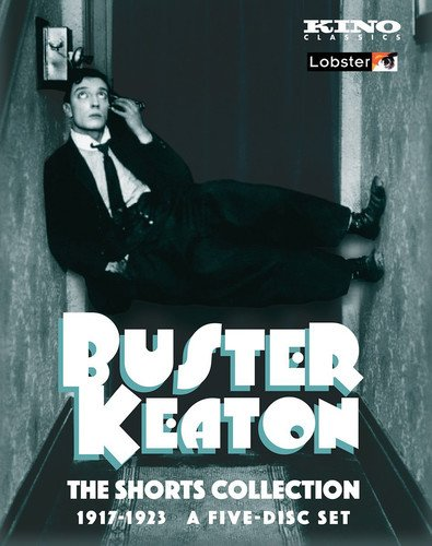 Buster Keaton: The Shorts Collection 1917-1923 (5 Discs) (Best Buster Keaton Shorts)