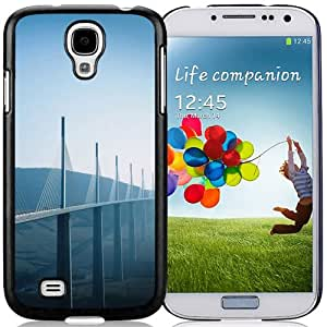 New Beautiful Custom Designed Cover Case For Samsung Galaxy S4 I9500 i337 M919 i545 r970 l720 With Modern Architecture Phone Case