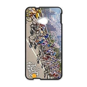 Customized Phone case,Tour De France Black Phone Case For HTC M7