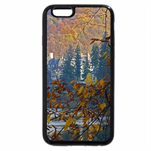 iPhone 6S / iPhone 6 Case (Black) Beautiful view for Hotel Castle near Miskolc, Hungary