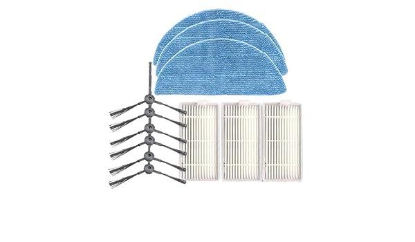 SMILEQ Kit de reemplazo para la barredora de Barrido Ilife ...