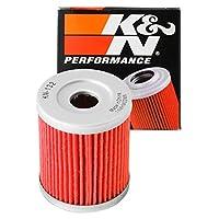 K&N KN-132 Filtro de aceite de alto rendimiento Suzuki /Hyosung