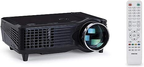 Fonestar PR-1501 - Proyector LCD con lámpara LED: Amazon.es ...