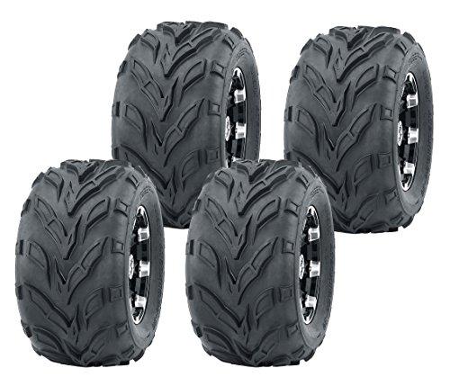 Tire Go Kart - Set of 4 WANDA 145/70-6 Go-Kart Tires 145x70x6 145x70-6