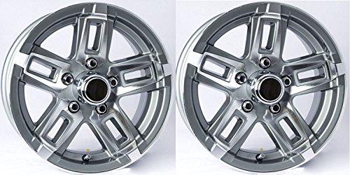 5 Spoke Aluminum Wheel - 3