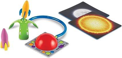 8-Piece Launch Pad Target Game Soft Foam Balls Indoor//Outdoor NEW  FreeShip