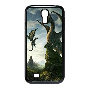 HXYHTY Customized Dragon Pattern Protective Case Cover Skin for Samsung Galaxy S4 I9500