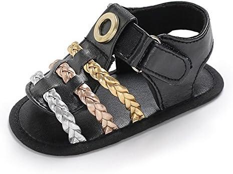 ボコダダ(Vocodada)サンダル 女の子 子供用 女の子 歩きやすい 可愛い 赤ちゃん こども 赤ちゃん 織り 滑り止め ソフトボトム 幼児の靴 編む 優しい 歩くを学ぶ