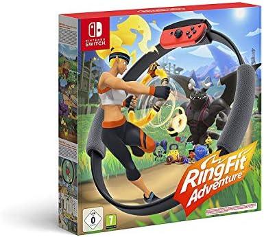 Ring Fit Adventure (Nintendo Switch): Amazon.es: Videojuegos