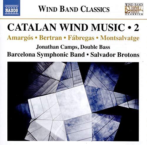 Municipal Band - Catalan Wind Music, Vol. 2