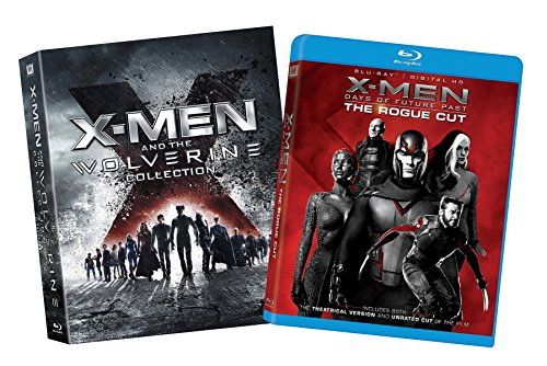 Xmen Col+dofp Rog Bd-bundle Az [Blu-ray] (X Men Days Of Future Past Date)