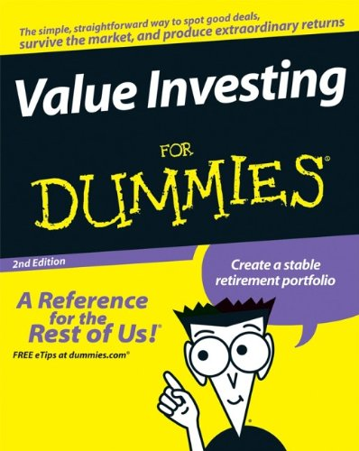 Value Investing For Dummies