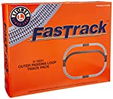 Lionel FasTrack Electric O Gauge, Outer Passing