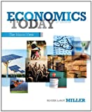 Economics Today : The Macro View, Miller, Roger LeRoy, 0133148661