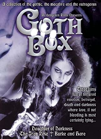 Goth Box 3 Disc Set by Kino Lorber films by Jean Rollin