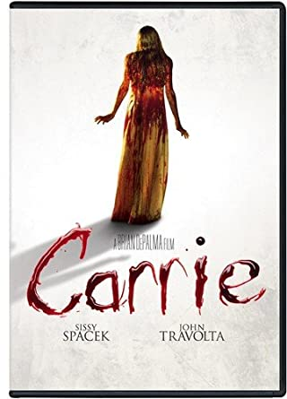 Carrie [DVD] cover