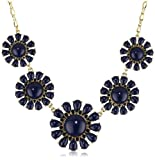 kate spade new york Glossy Garden Short Necklace