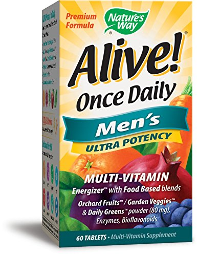Natures Way Multivitamin Potency Food Based product image