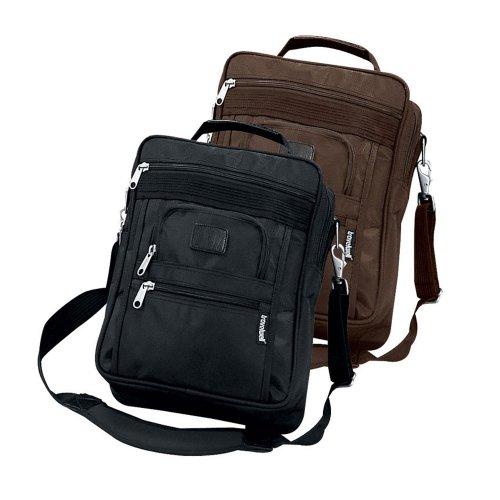 Goodhope High Voltage Travel Tote Bag Color: Black
