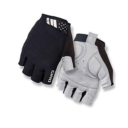 (Giro Monica II Gel Womens Cycling Gloves Black Medium)