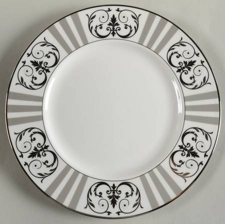 Lenox Autumn Legacy Accent Luncheon Plate, Fine China ()